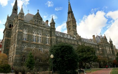 Featured: Faculty Research Collectives in the Georgetown University Provost's Blog