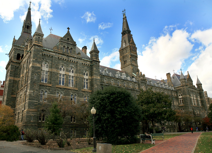 Faculty Research Collectives in the Georgetown University Provost's Blog