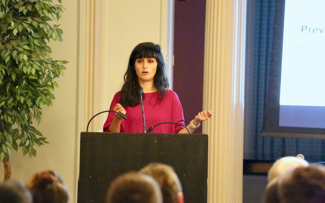 "Event: Ceren Budak speaks at U-M Dissonance Event Series on ""Catching Fake News"""