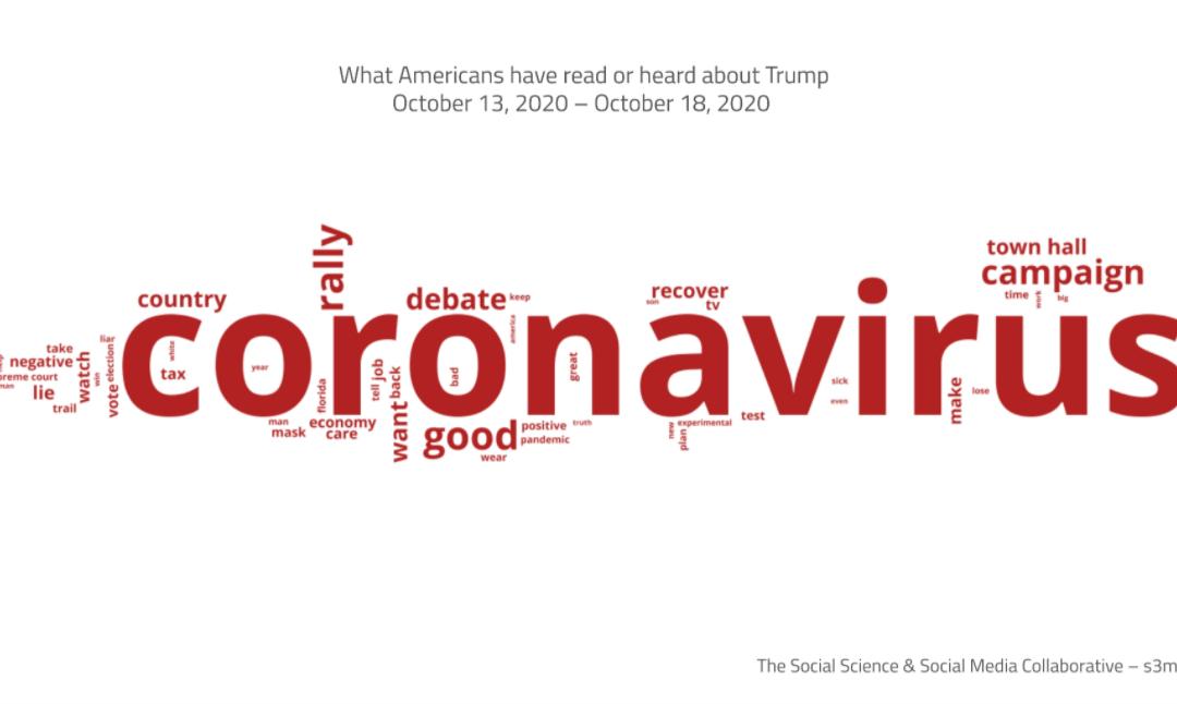 Trump's case of coronavirus changed the conversation (CNN)