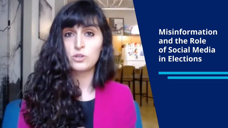 Misinformation and the Impact of Social Media in Elections